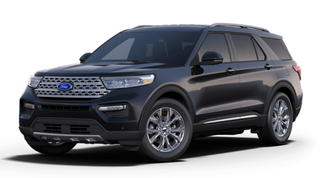 Ford Of Hibbing >> New 2020 Ford Explorer For Sale At Ford Of Hibbing Vin